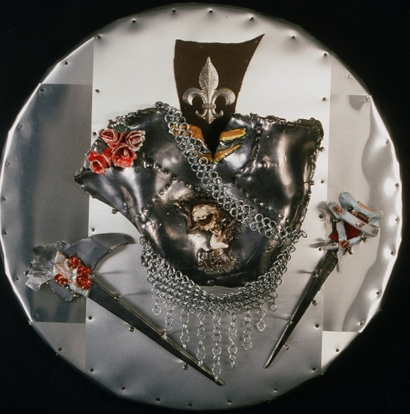 Joan D'Arc Breast Plate